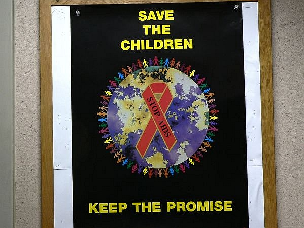 Photo of World Aids Day 2006
