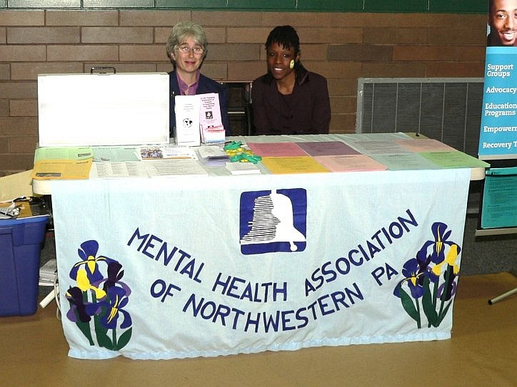 Mental Health Association Table